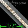 "14K Gold Franco Chain 16"" 1.8mm"